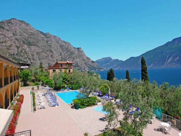 2016.05.05-07.15-ig / Olaszország - nyaralás a Garda tónál! 4 nap / 3 éj szállás 2 fő részére, reggelivel / Hotel Mercedes