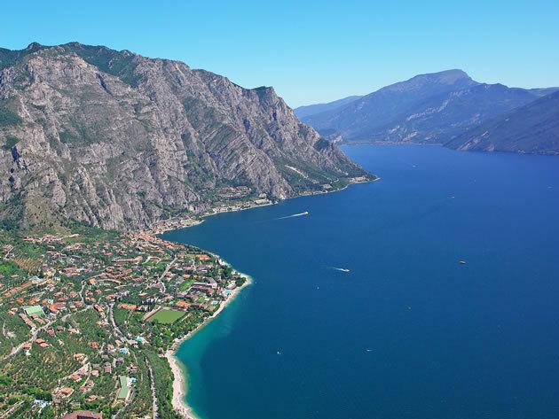 2016.05.05-07.15-ig / Olaszország - nyaralás a Garda tónál! 6 nap / 5 éj szállás 2 fő részére, reggelivel / Hotel Mercedes