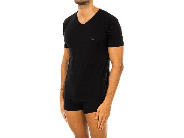 Emporio Armani póló - fekete (3db) - XL