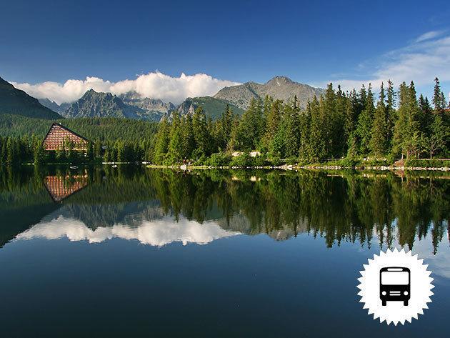 A lenyűgöző tátrai tavak / Csorba-tó, Poprádi-tó - 1 napos buszos kirándulás nyáron / fő