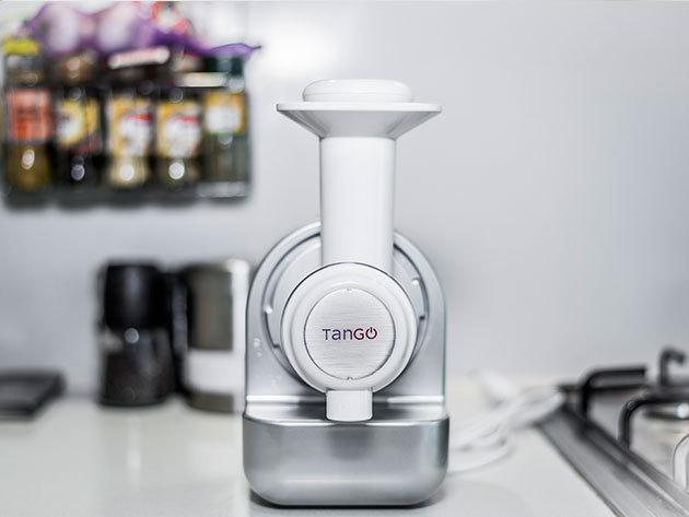 Tango 3in1 konyhai készülék: jégkrém + mandolin + juice készítő robotgép