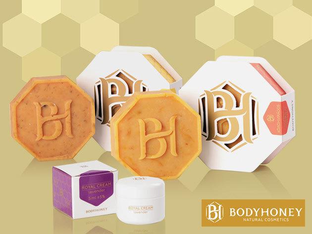 Tavaszi méhpempős csomag - a Body Honey krémekben található hatóanyag csodákra képes!