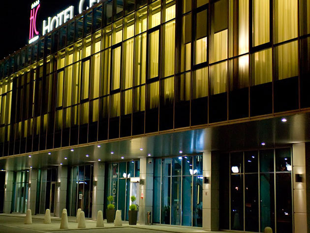 Krakkó - 4 nap/3 éj 2 fő részére a Hotel Centrum-ban, félpanzióval, ajándék üveg borral