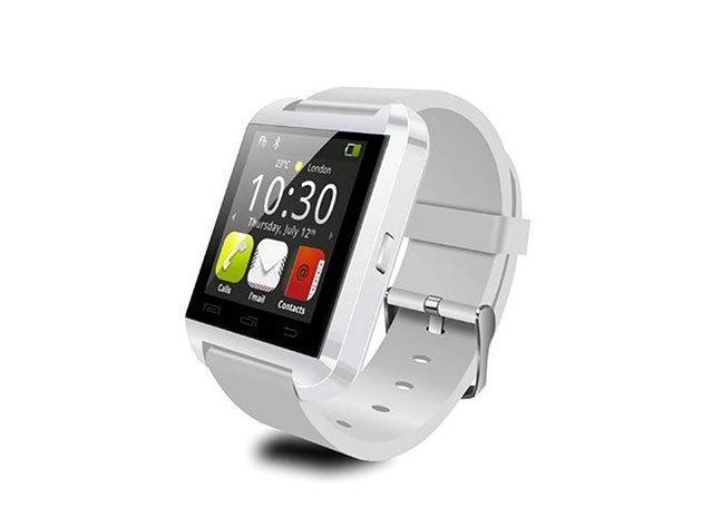 U80 Watch Okosóra (fehér)