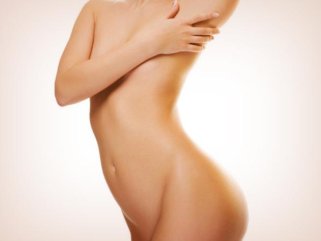 1 alkalom SHR szőrtelenítés - hónalj és bikinivonal