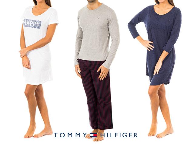 Tommy Hilfiger női hálóingek és férfi pizsamák e03aec2d82