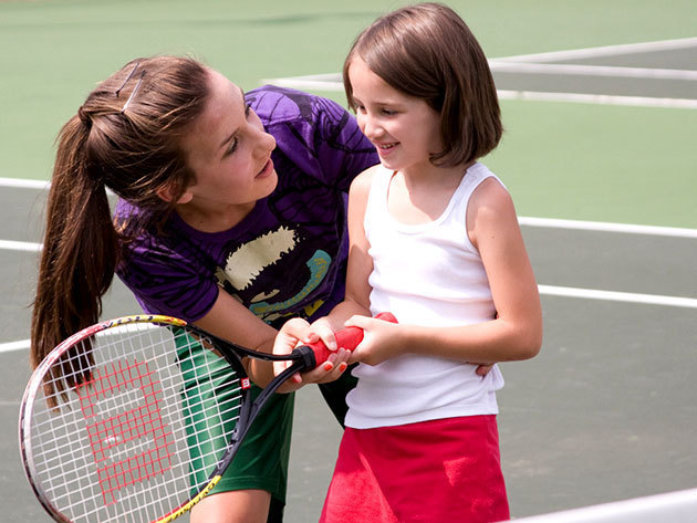 Napközis tenisz és sporttábor Csillebércen 5-18 éveseknek, egyhetes turnusokban, napi 3x étkezéssel