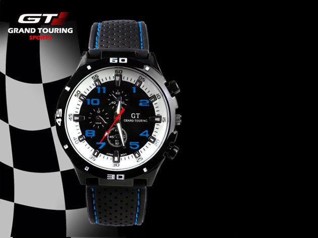 GT Grand Touring Sport - fehér-kék