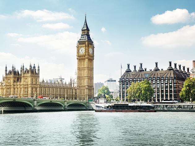 LONDON - Az ár tartalmazza a repülőjegyet, az illetékeket, és 4 nap/3 éjszaka szállást 2 fő részére 3 csillagos szállodában