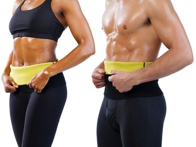 Karcsúsító, fogyasztó öv - égesd a zsírt megerőltetés nélkül, viseld edzés közben, vagy akár otthon és a munkahelyeden!