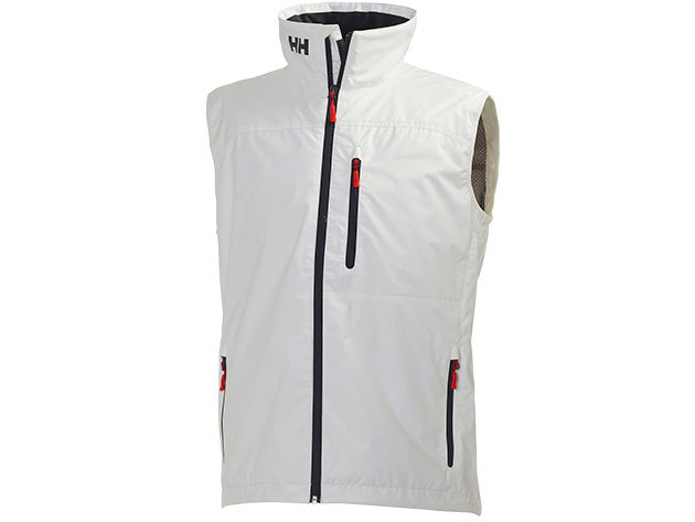Helly Hansen CREW VEST WHITE XL (30270_001-XL)