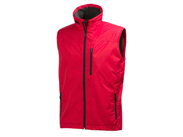 Helly Hansen CREW VEST RED S (30270_162-S)