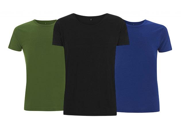 d1feac3cc3 Férfi pólók (70% bambusz, 30% BIO pamut) - prémium minőség Angliából, M-XXL  méret, különlegesen puha, nedvszívó anyag