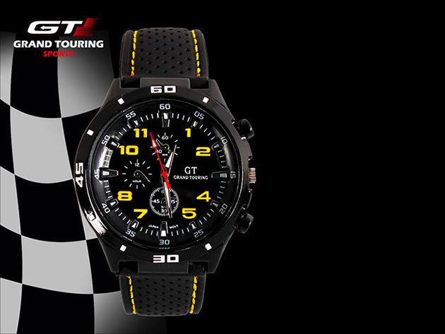 GT Grand Touring Sport - fekete-sárga