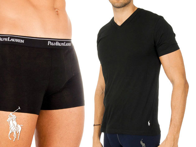 5a9d2a1f1c Ralph Lauren férfi boxeralsó és póló szettek