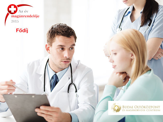Komplex nőgyógyászati szűrővizsgálat a Budai Magánorvosi Rendelőben, a 11. kerületben