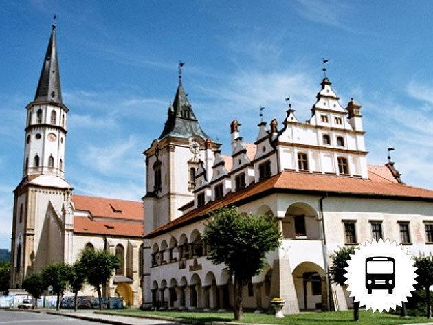 KELET-SZLOVÁKIA LEGSZEBB ÚTJÁN - buszos körutazás városlátogatásokkal, 1 éjszaka szállással és félpanziós ellátással / július 9-10. és október 1-2. / fő