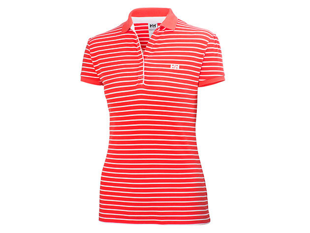 Helly Hansen W BREEZE POLO SORBET STRIPE S (50922_239-S)