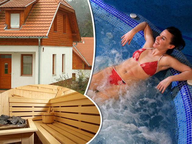 Zalavölgye nyáron, a Balaton közelében - 4, 5 vagy 6 éjszaka szállás reggelis vagy félpanziós ellátással + korlátlan wellness / fő - Villapark Zalacsány
