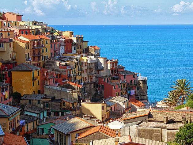 Nyaralás az olasz riviérán + francia riviéra - 13 nap/12 éj szállás reggelivel- programok, hajókirándulások, fürdőzés, túrázás / júli. 24-aug. 5.