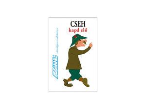 Kapd elő Cseh társalgási zsebkönyv utazáshoz, a nyelvvel való ismerkedéshez