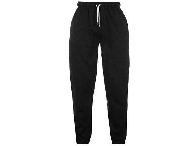 Pierre Cardin Jogging Pants Mens 489134, charcoal marl - S