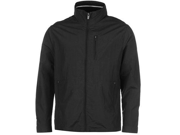 Pierre Cardin Water Resistant Jacket Mens_black_férfi vízálló széldzseki, 609020 - L
