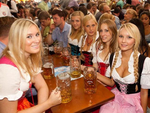 OKTOBERFEST - Látogass el a világ legnagyobb sörfesztiváljára, a müncheni Oktoberfest-re, non-stop buszos utazással / szept. 30.-okt. 2. / fő