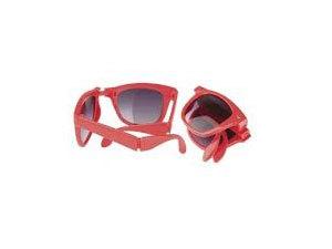 Összehajtható napszemüveg 400 UV védelemmel - uniszex / PIROS