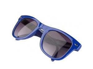 Összehajtható napszemüveg 400 UV védelemmel - uniszex / KÉK