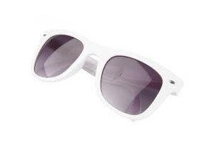 Összehajtható napszemüveg 400 UV védelemmel - uniszex / FEHÉR