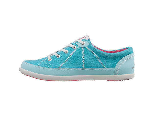 Helly Hansen W LATITUDE 92 AQUAMARINE / OFF WHITE / EU 38.7/US (11124_252-7.5F)