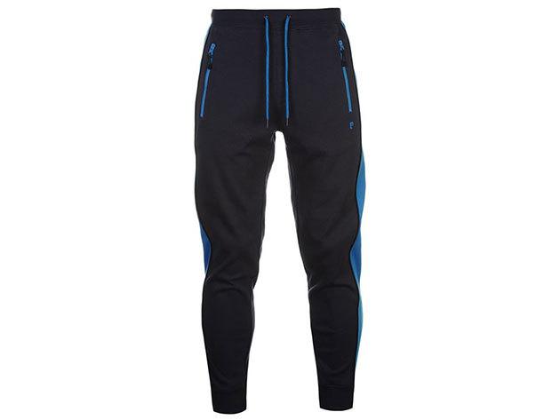 Pierre Cardin Interlock Jogging Pants Mens_navy_férfi hosszú futó nadrág - M