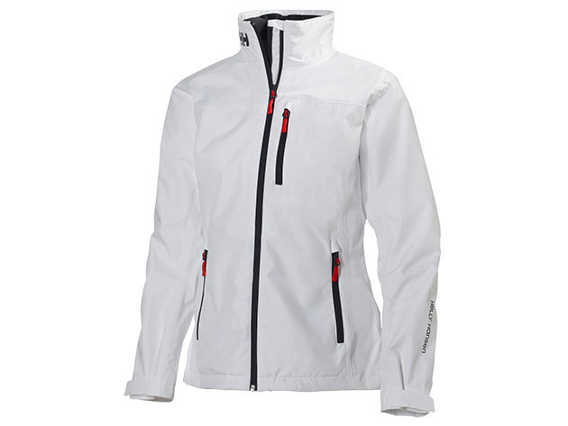 Helly Hansen W CREW JACKET WHITE XL (30297_001-XL)