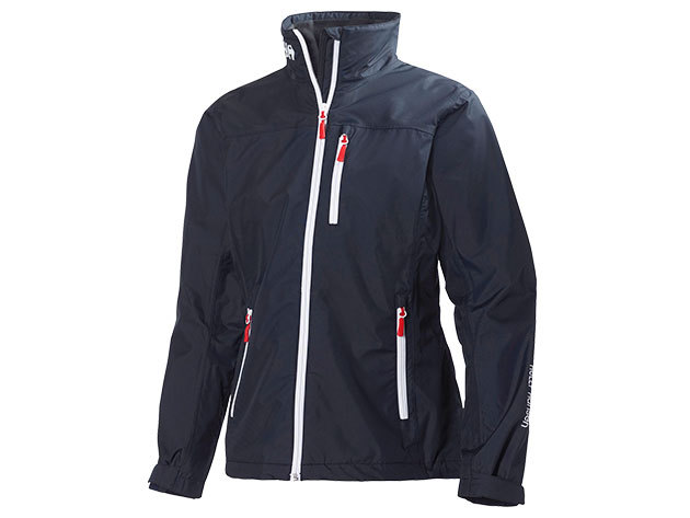 Helly Hansen W CREW JACKET NAVY XS (30297_597-XS)