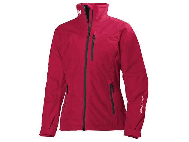Helly Hansen W CREW JACKET RED XS (30297_164-XS)