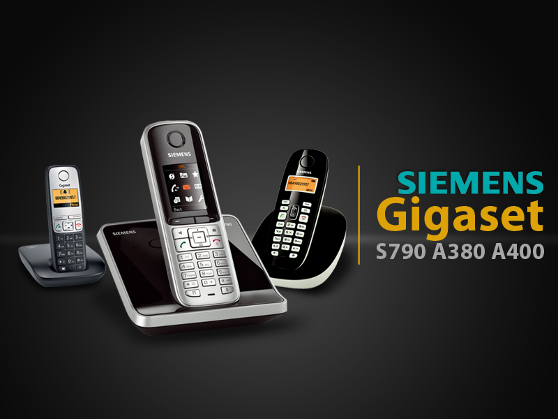 Könnyítsd meg  mindennapjaidat  Siemens Gigaset telefonokkal!