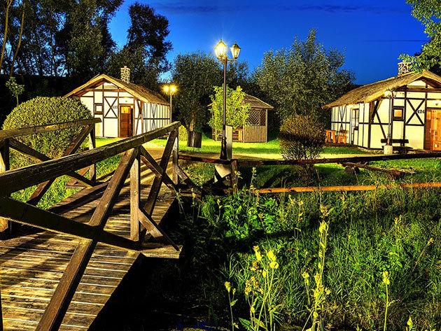 3 nap/2 éjszaka 2 fő részére, reggelivel, főszezonban Szlovákia, Tátra, Holiday Village Tatralandia****
