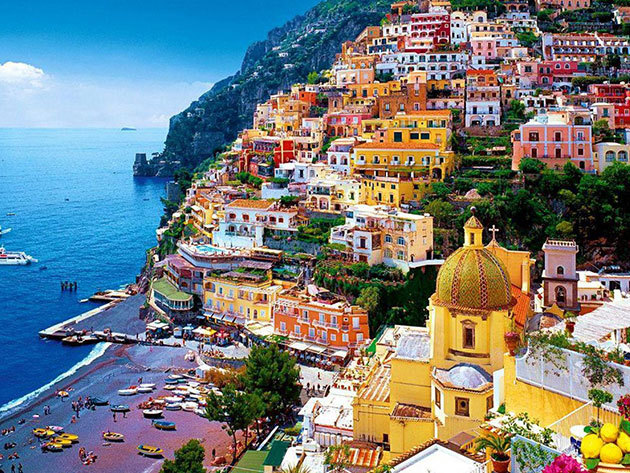 Nápoly, Dél-Olaszország / szervezett utazás 4 nap/3 éj szállással, reggelivel, idegenvezetéssel, május 12-15./ fő