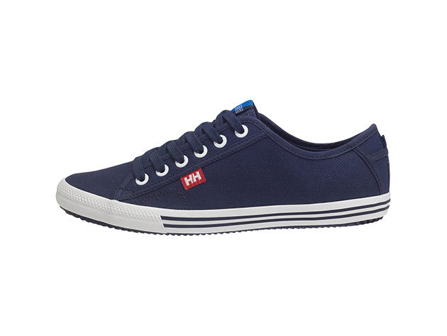 Helly Hansen W OSLOFJORD CANVAS NAVY / WHITE EU 42/US 10 (10836_597-10)