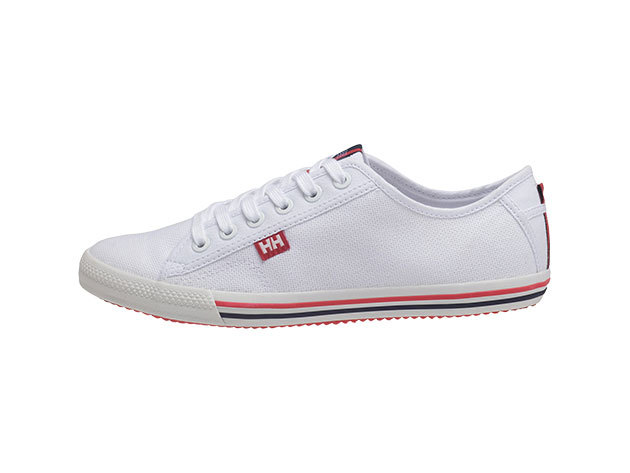 Helly Hansen W OSLOFJORD CANVAS WHITE / NAVY / CORAL EU 40/US 8.5 (10836_001-8.5)