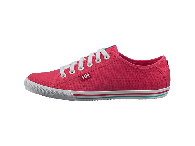 Helly Hansen W OSLOFJORD CANVAS PINK SHAKE / OFF WHITE / EU 37.5/US 6.5 (10836_241-6.5)