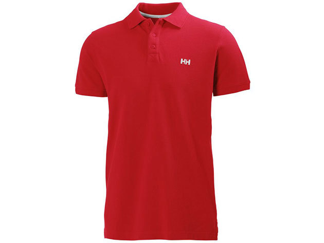 Helly Hansen TRANSAT POLO FLAG RED XXL (50583_110-2XL)