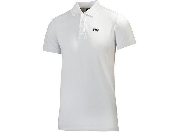 Helly Hansen TRANSAT POLO WHITE S (50583_001-S)
