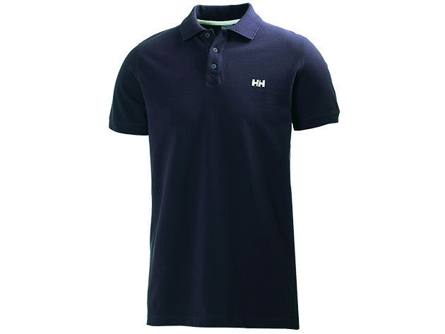 Helly Hansen TRANSAT POLO NAVY L (50583_597-L)