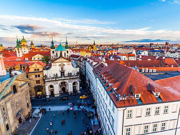 Prága - 3 nap / 2 éjszaka szállás 2 fő részére a Panorama Hotel Prague****-ban, reggelivel, wellness használattal, kaszinó belépővel