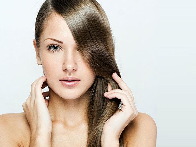 S.O.S arcszépítő csomag: szempilla+szemöldök festés, Hyaluronos ajakfeltöltés és arc mezoterápia választható szérummal + pakolás