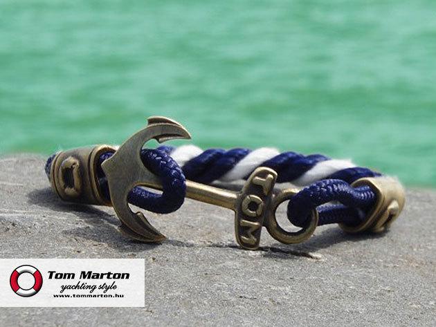 Tom Marton yachting style új nyári kollekciója: Granua - divatos, 100% kézimunkával készült karkötők a vízpart és a vitorlázás szerelmeseinek