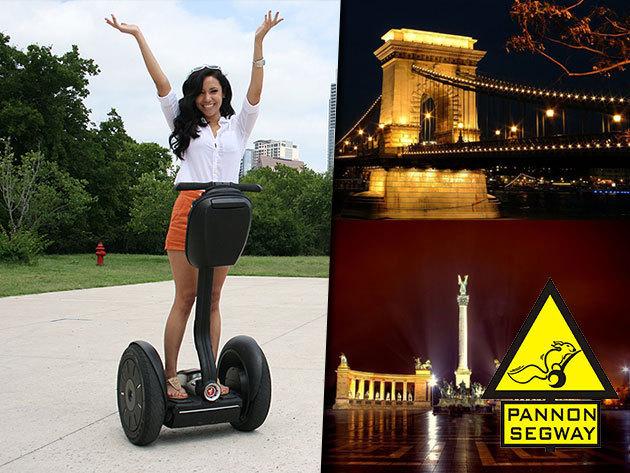 Segway akció - Fedezd fel Budapest legfőbb látványosságait egy 1,5 órás Segway túrán!