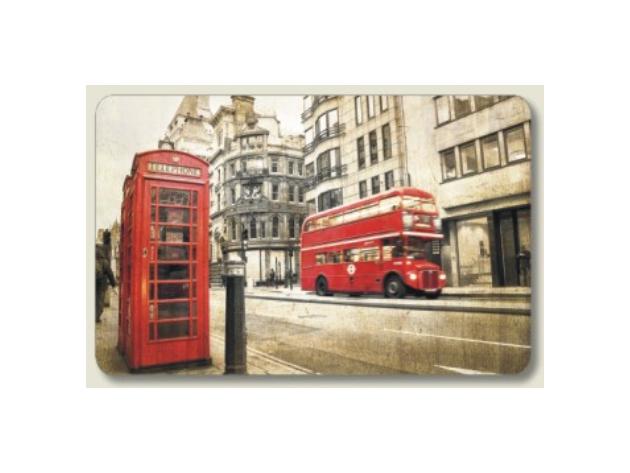London lábtörlő